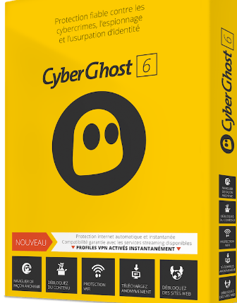 CyberGhost VPN Premium 7.0.5.4112 Crack With Key 2018 Download