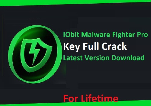 IObit Malware Fighter Pro 6.4.0.4919 Crack With Latest Full Version