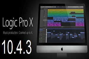 Logic Pro X 10.4.3 Fully Crack TNT [Mac OS X] Free Download