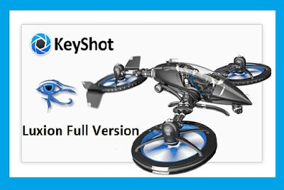 Luxion Keyshot 8.1.59 Crack with Keygen Download