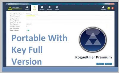 RogueKiller 13.0.15 Key Full Crack 2019 Download For [Mac+Win]