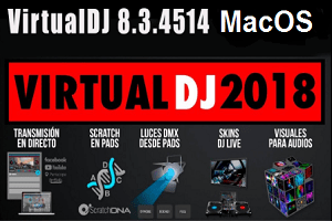 VirtualDJ 8.3 Pro Infinity Full Version For Mac With Crack
