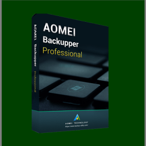 AOMEI Backupper Professional 4.6.2 Crack With Key 2019