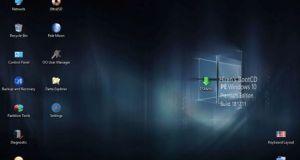 Hiren`s BootCD WinPE10 Premium Edition Build 181211