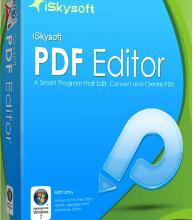 ISkysoft PDF Editor Pro 6.4.2.23338 Crack 2019 Registration Code