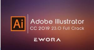 Adobe Illustrator CC 2019 23.0 Full Crack (x64) (AIO) Download