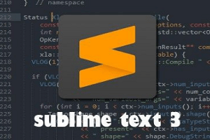 Sublime Text 3.1.1 Crack Mac & License Key 2019