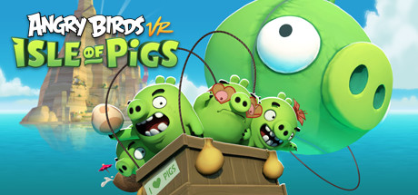 Angry Birds VR Isle of Pigs Free Download PC Game