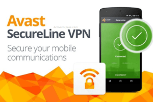 Avast SecureLine VPN 5.1.416 Crack Plus License Keygen
