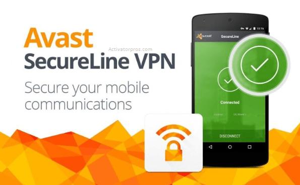 Avast SecureLine VPN 5.1.416 Crack Plus License Keygen