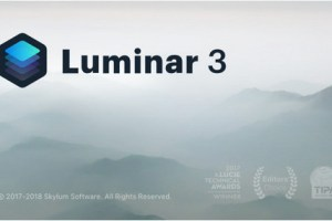Luminar 3.0.2.2186 Crack & Keygen With Mac Download 2019