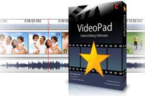 NCH VideoPad Video Editor Professional 7.01 Crack With Mac Download