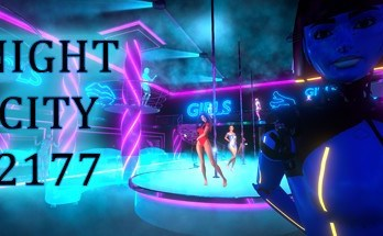 Night City 2177 Free Download PC Game
