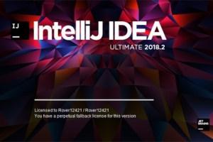 JetBrains IntelliJ IDEA Ultimate 2018.3.6 Crack with Mac For Torrent