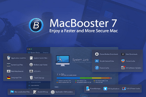 MacBooster 7.2.1 License Key & Crack [Mac OS X] 2019
