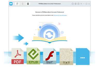 PDFMate eBook Converter Professional 1.0.3 Crack With Mac