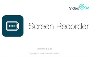 VideoSolo Screen Recorder 1.1.22 Crack with Mac Download