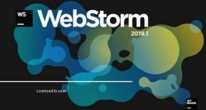 JetBrains WebStorm 2019.1.1 Crack with Activation Code Download