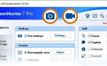 ScreenHunter Pro 7.0.1001 Crack with Serial Key Download