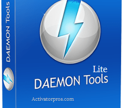 DAEMON Tools Pro 8.3.0.0742 Crack With Serial Number Download