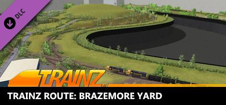 Trainz 2019 DLC Brazemore Yard Free Download PC Game