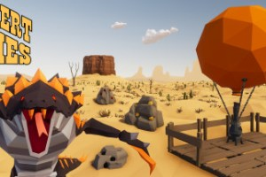 Desert Skies Free Download PC Game