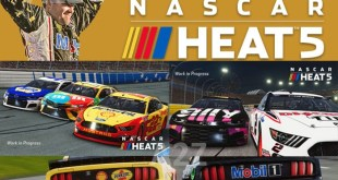 NASCAR Heat 5 Gold Edition CODEX
