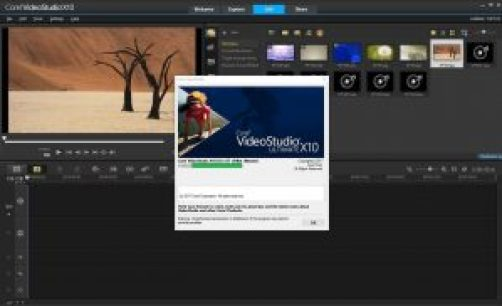 corel videostudio ultimate x10 incl crack full version