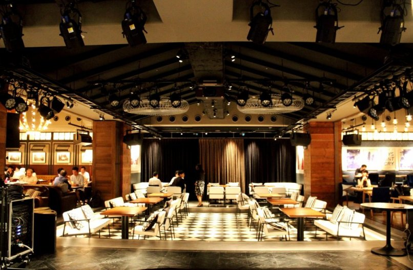 Living Room Cafe Tokyo An Travel Tourism Guide And