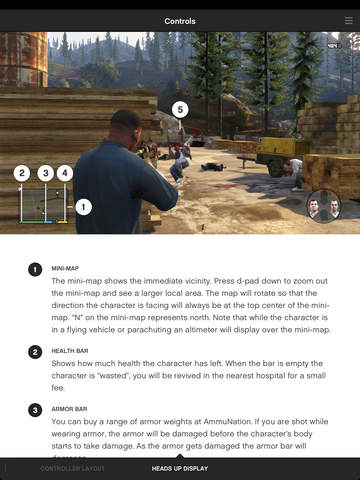Grand Theft Auto V: The Manual Screenshot