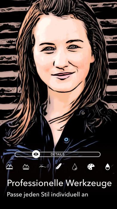 BeCasso – Erstelle Kunstwerke aus Fotos Screenshot