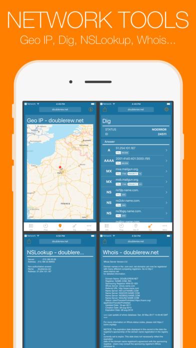 Network Utility Pro Screenshot