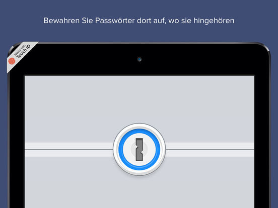 1Password Screenshot