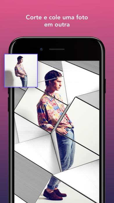 Screenshot do app Enlight Photofox by Lightricks (Enlight 2)