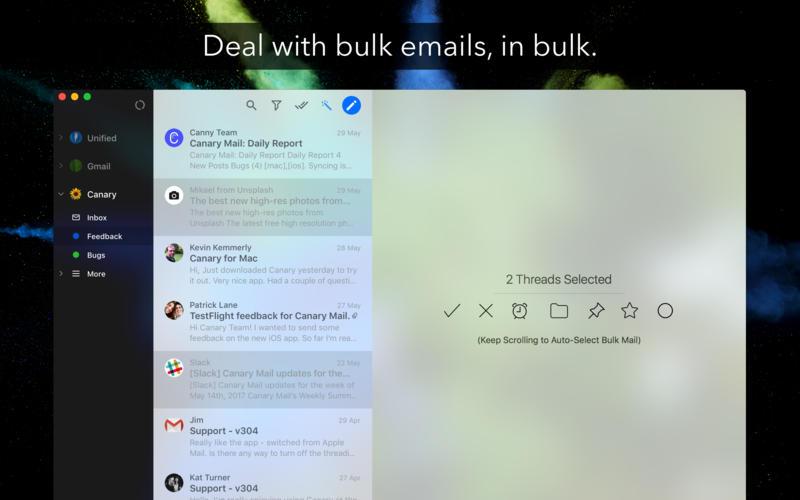 Canary Mail for Mac 2.10 破解版 – 优秀的邮件客户端-麦氪派(WaitsUn.com | 爱情守望者)