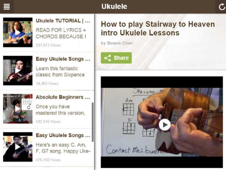 App Shopper: How To Play Ukulele - Learn To Play Ukulele ...