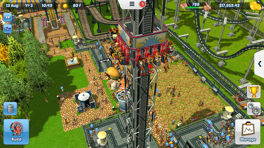 RollerCoaster Tycoon® 3 cracked ipa