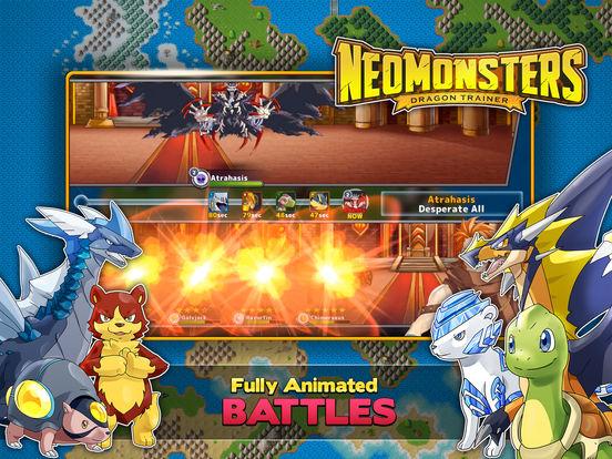 Neo Monsters Screenshot