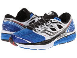 Saucony Hurricane ISO Blue and Black