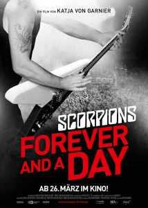 Scorpions - 2015- forever and a day