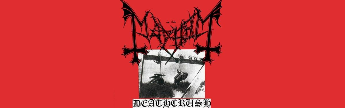Las 13 portadas más oscuras del Black Metal.