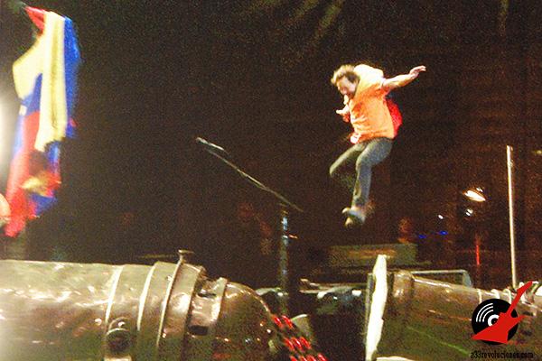 Eddie Vedder Jump