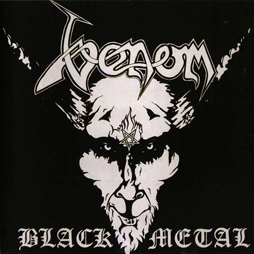 2 - venom - Black Metal