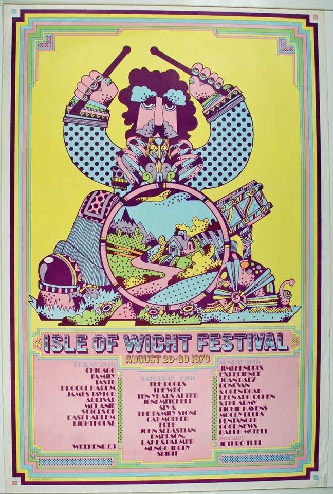 poster wight 1970