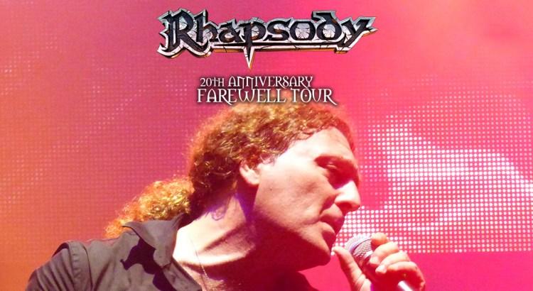 Rhapsody Bogota 2017