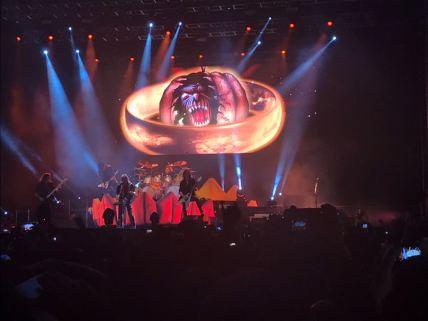 Helloween Pumpkins united Bogota1