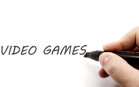 http://www.dreamstime.com/royalty-free-stock-photography-video-games-hand-written-image28837617