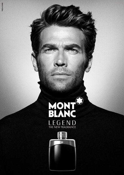 Affiche Parfum homme Montblanc Legend