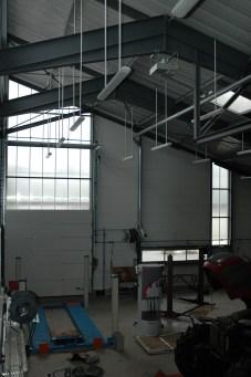 Atelier, Services techniques Loire Aubance, Communauté de communes Loire Aubance, Pierre JAHAN, architecte