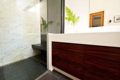 Master Bathroom Shower/Sink Detail